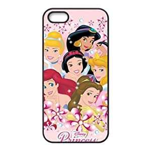 Disney cartoon princesses Cell Phone Case for iPhone 5S