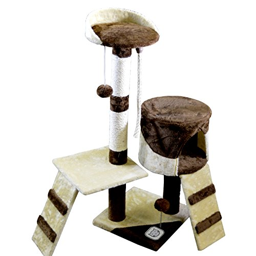 Scratching Tower Condo Small Kittens product image