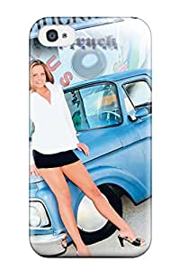 Best New 1963 Ford F100 Protective Iphone 4/4s Classic Hardshell Case