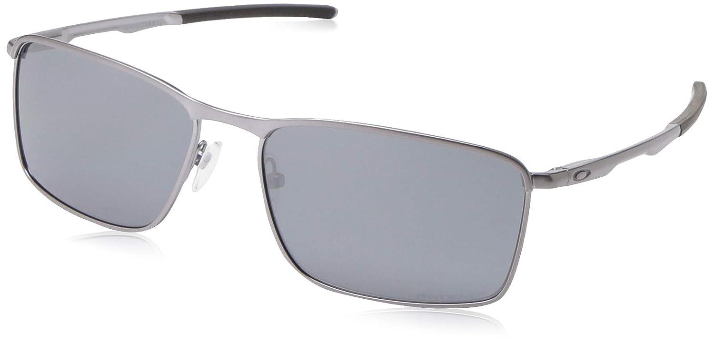 Oakley Men s OO4106 Conductor 6 Rectangular Metal Sunglasses