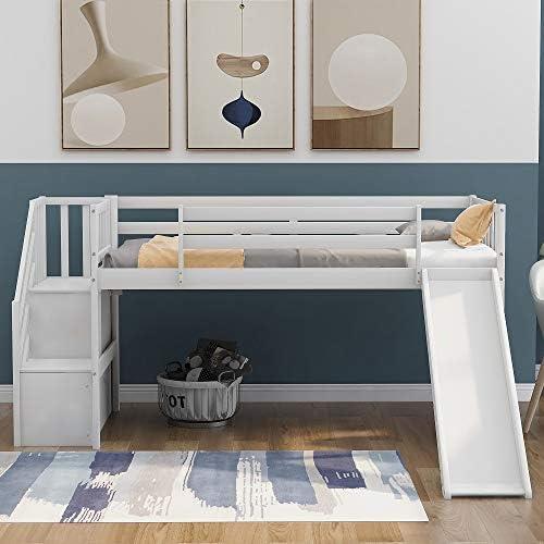 Loft Bed Bunk Bed For Kid