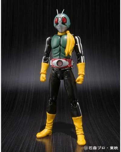 FROM JAPAN S.H.Figuarts Kamen Rider THE NEXT Shocker Rider Action Figure Ac...