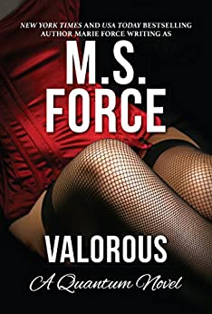 Valorous (Quantum Series Book 2) by [Force, M.S., Forcr, Marie]