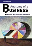 Anatomy of a Business, Sasha Galbraith, 0313337934