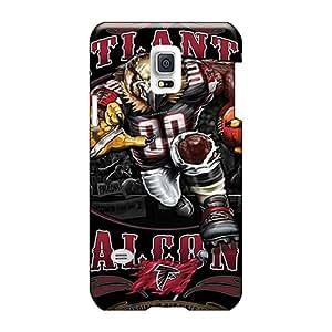 AshtonWells Samsung Galaxy S5 Mini Best Hard Cell-phone Case Provide Private Custom Colorful Atlanta Falcons Series [Nyf8877PGrg]