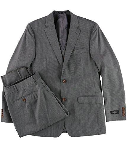 Ralph Lauren Mens 3-Piece Tuxedo Grey 42x37