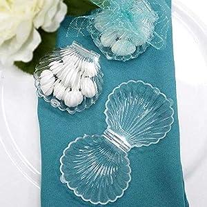 5182NmeftaL._SS300_ Seashell Wedding Favors & Starfish Wedding Favors