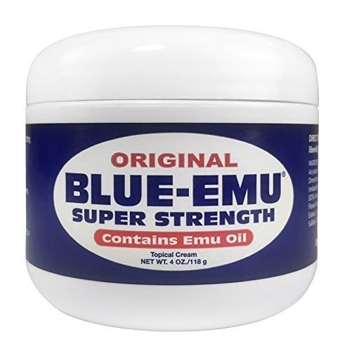 - Blue-Emu Original Super Strength Topical Cream - Buy Packs and SAVE (Pack of 3)