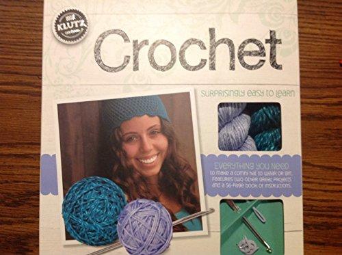 Crochet Learn to Crochet Three Great Projects