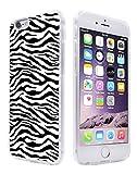 zebra print phone accessories - iPhone 6S Case Zebra,iPhone 6 & 6S Soft Clear TPU 360 Degree Protective Case W Another Zebra Print Pattern