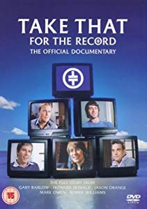 Take That: For the Record - The Official Documentary