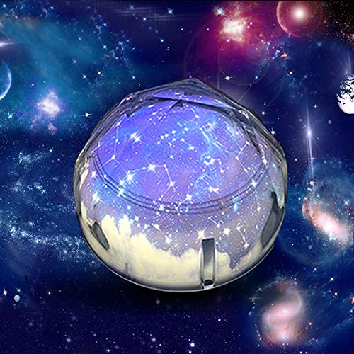 Gifts for 2-6 Year Old Girls PUZ Life Star Projector Night Light for Kids Lamps for Bedroom Boys Toys Baby Night Light Nursery Relaxation Birthday Decoration PZ-XKD-2