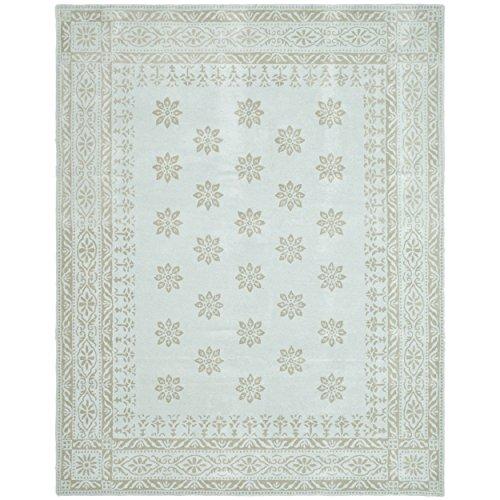 Safavieh Martha Stewart Collection MSR4538A Handmade Premium Wool Winter s Day Area Rug 4 x 6