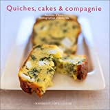 img - for Quiches cakes & compagnie book / textbook / text book