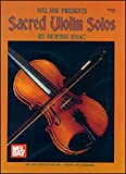 Sacred Violin Solos, Burton Isaac, 0871660024