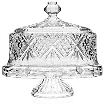 Shannon Crystal Cake Stand