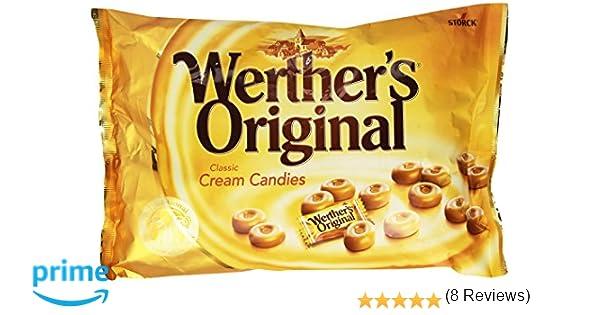 Werthers Original Caramelos de Mantequilla y Nata Fresca - 1000 gr: Amazon.es: Alimentación y bebidas