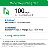 HP Instant Ink, 1st month Enrollment Card, 100 page plan (T0A48AN)