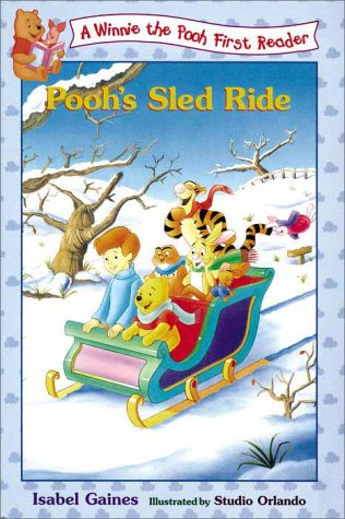 Download Pooh's Sled Ride - A Winnie the Pooh First Reader pdf epub