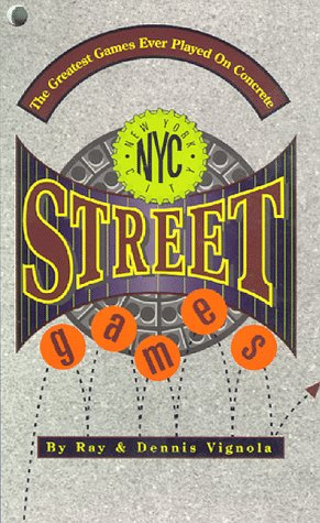 New York City Street Games/Includes Chalk Ball Bottlecaps