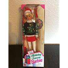1996 Holiday Season Barbie Doll Special Edition