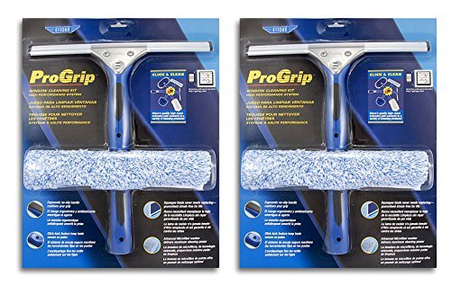 Ettore 65000 Professional Progrip Window Cleaning Kit, 2 Pack by Ettore (Image #1)