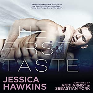 The First Taste Audiobook