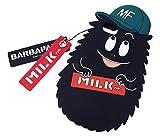 [ミルクフェド] スマホケース MILKFED X BARBAPAPA IPHONE CASE バーバパパ 03173018