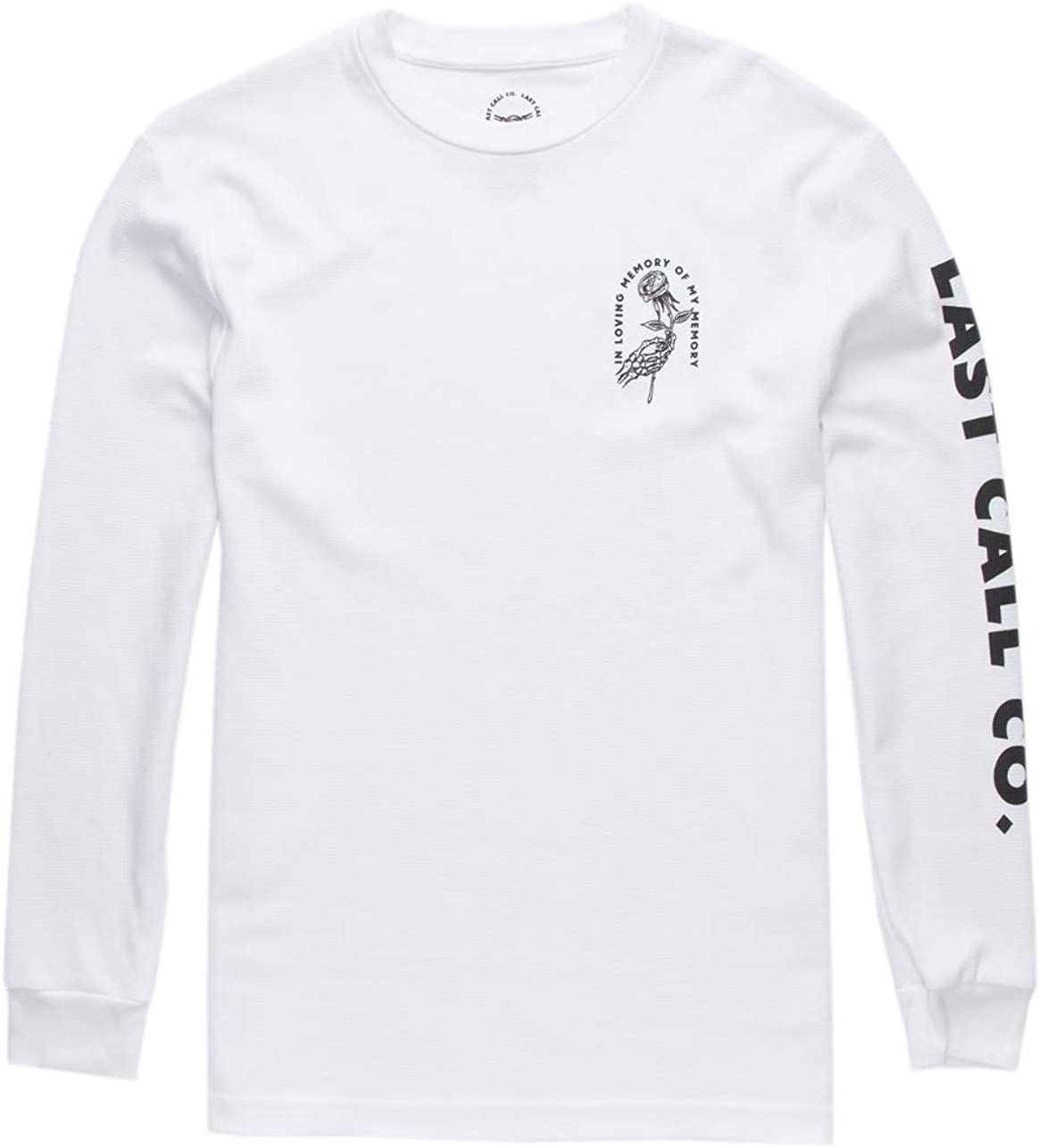 LAST CALL CO. in Memory Thermal
