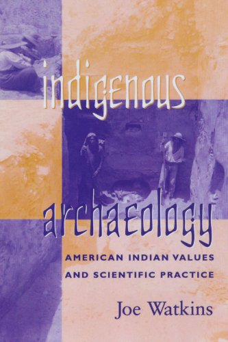 Indigenous Archaeology: American Indian Values And Scientific Practice (Indigenous Archaeologies Series)