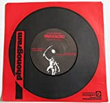 paranoid / snowblind 45 rpm single