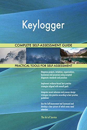 Keylogger Toolkit: best-practice templates, step-by-step work plans and maturity diagnostics