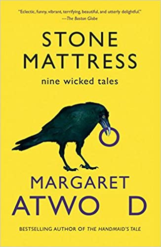 Image result for stone mattress margaret atwood