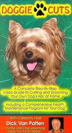 Amazon Com Doggie Cuts Vhs Ray Nikolaison Kevin M Duvall Dick