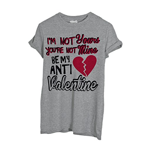 T-Shirt ANTI VALENTINE'S DAY - by iMage Dress Your Style