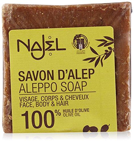 Najel Aleppo-Seife Reines Olivenöl, 200g