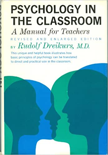 Book Psychology in the Classroom: A Manual for Teachers