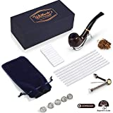 Whitluck's house of pipes Tobacco Pipe, Handmade