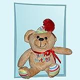 Plush Bear -Birthday Bear