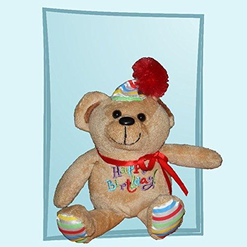 Plush Bear -Birthday Bear by Amscan