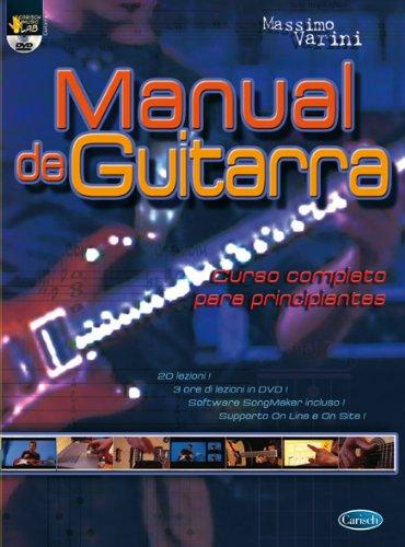 Manual de Guitarra. Curso completo para principiantes Carisch ...