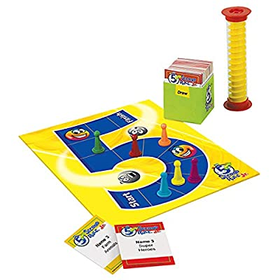 5 Second Rule Junior: Toys & Games