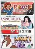 Snow White/Pinocchio/Lassie's Rescue Ran [Import anglais]