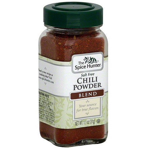 Spice Hunter Chili Powder Blend 1.1 oz (Pack of 6)