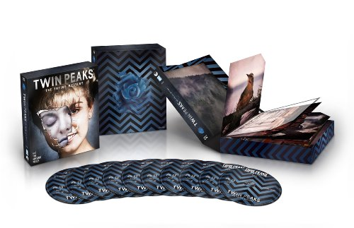 Twin Peaks The Entire Mystery Blu Ray Import Dvd Blu Ray