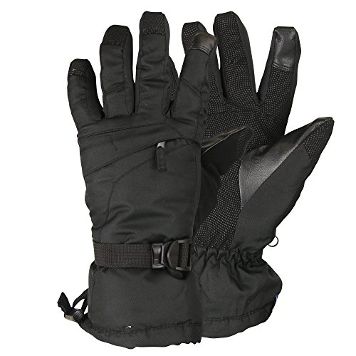 Womens Waterproof Glove Utility Pocket