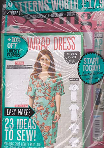 - Simply Sewing Magazine Issue 56 2019