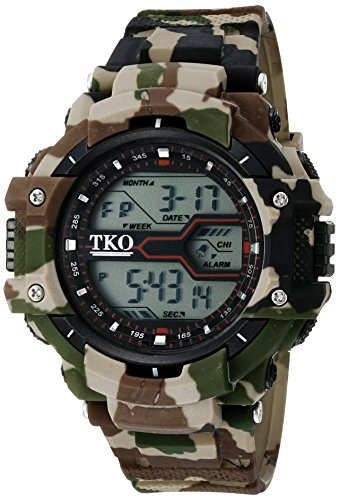 TKO Durable Camouflage Digital Camping