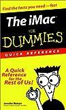 The IMac, Jennifer Watson, 0764507184