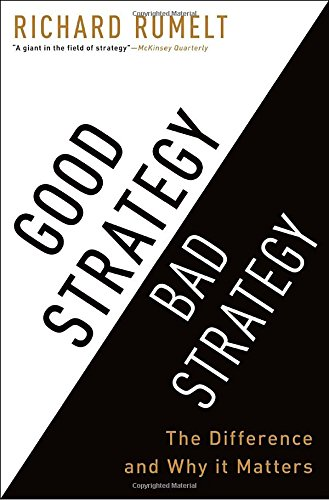 Good Strategy Bad Difference Matters product image